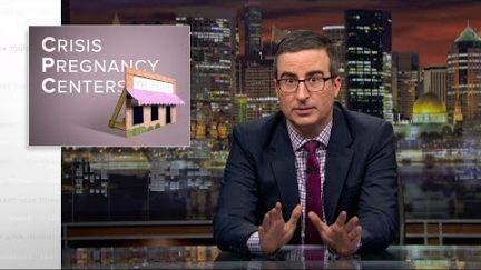 "Lies and mischaracterisations about PRC's in ""Last Week Tonight with John Oliver"""