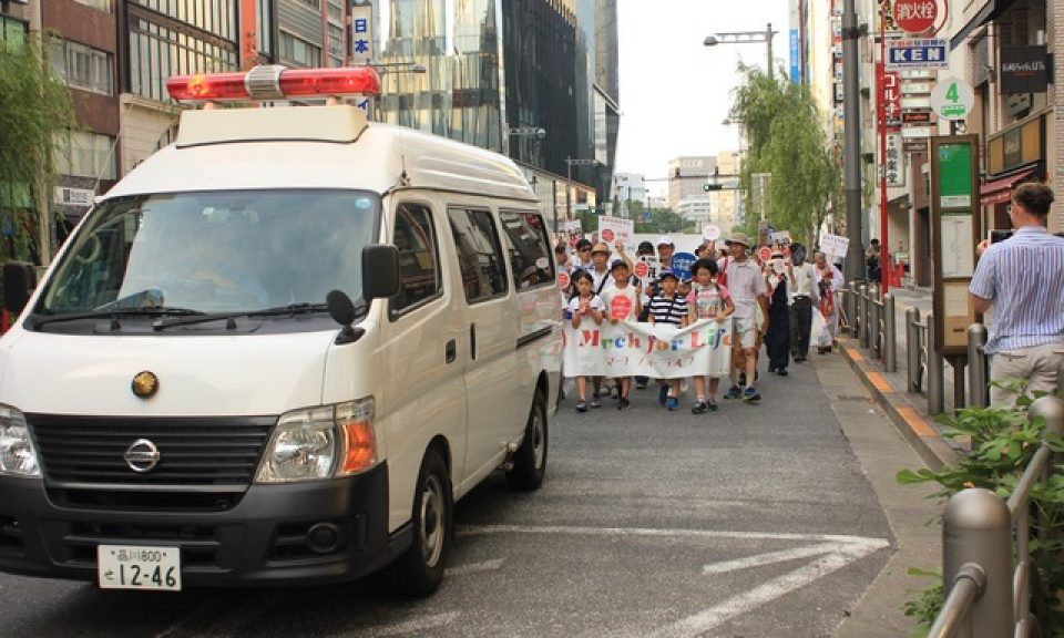 Japan's March for Life is bringing change