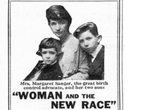 Margaret Sanger and The Family Planning Association of Hong Kong