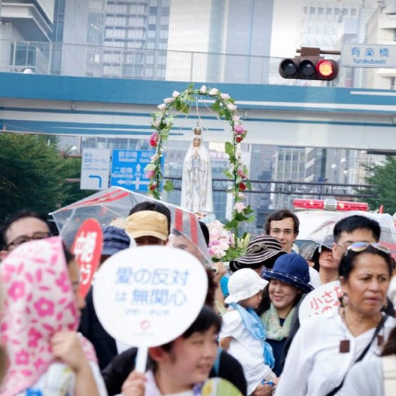 Japan March for Life—Will Non-Catholics Join?  [PODCAST]